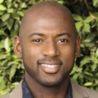 George St. Cloud played by Romany Malco