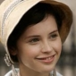 Catherine Morlandplayed by Felicity Jones