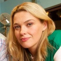 Lucy played by Sally Bretton