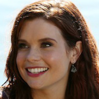 Ariel played by Joanna Garcia