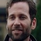 August Booth played by Eion Bailey