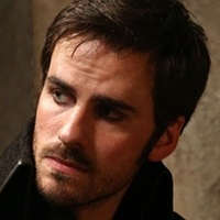 Captain Hook/Killian Jones played by Colin O'Donoghue