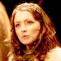 Princess Aurora played by Sarah Bolger