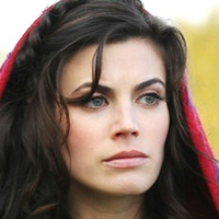 Red Riding Hood/Ruby played by Meghan Ory