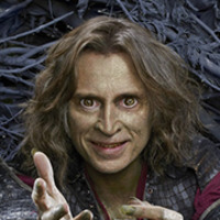 Rumplestiltskin/Mr. Gold played by Robert Carlyle