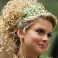 Tinker Bell played by Rose McIver