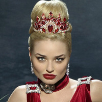 The Red Queen/Anastasia