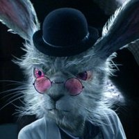 The White Rabbit Once Upon a Time in Wonderland