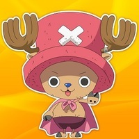 Tony Tony Chopper played by Ikue Ootani