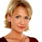 Deb Scott played by Barbara Alyn Woods