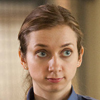 Susan Fischer played by Lauren Lapkus
