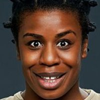 Suzanne 'Crazy Eyes' Warren played by Uzo Aduba
