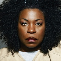 Vee played by Lorraine Toussaint