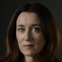 Mrs. S played by Maria Doyle Kennedy