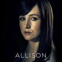 Allison played by Kate Lyn Sheil
