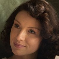 Claire Randall played by Caitriona Balfe