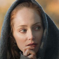 Geillis Duncan played by Lotte Verbeek