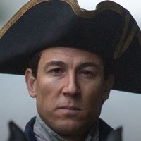 Jonathan Randall played by Tobias Menzies