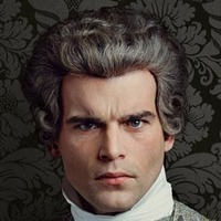 Le Comte St. Germain  played by Stanley Weber