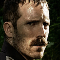 Sheriff Wade Houghton played by Thomas M. Wright