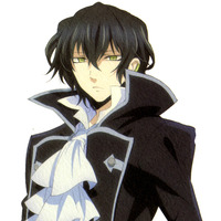Gilbert Nightray Pandora Hearts