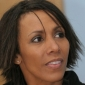 Kelly Holmes played by Kelly Holmes