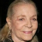 Lauren Bacall played by Lauren Bacall