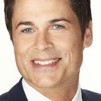 Chris Traeger played by Rob Lowe