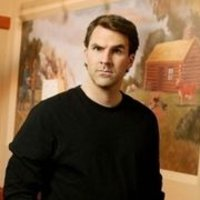Mark Brendanawicz played by Paul Schneider