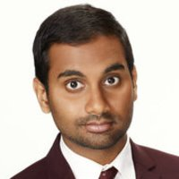 Tom Haverford played by Aziz Ansari