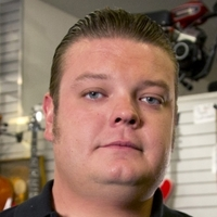 Corey Harrison played by Corey Harrison