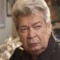 The Old Man played by Richard Harrison