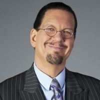 Penn Jillette played by Penn Jillette