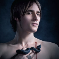 Dorian Gray played by Reeve Carney