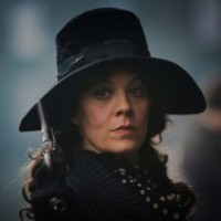 Madame Kali played by Helen McCrory