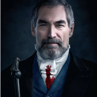 Sir Malcolm Murray  played by Timothy Dalton