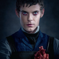 Dr. Victor Frankenstein  played by Harry Treadaway
