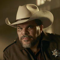 Hector Contreras played by Luis Guzman
