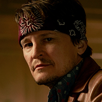 Paul Allen Brown played by Damon Herriman