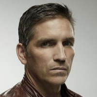John Reese played by Jim Caviezel