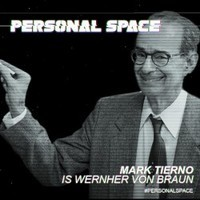 Wernher von Braun played by Mark Tierno