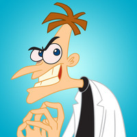 Dr. Heinz Doofenshmirtz Phineas and Ferb