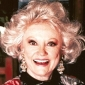 Phyllis Diller played by Phyllis Diller