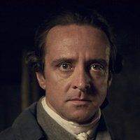 Captain Andrew Blamey played by Richard Harrington