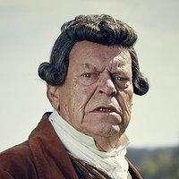 Charles Poldark played by Warren Clarke
