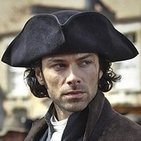 Ross Poldark played by Aidan Turner