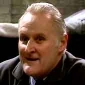 Harry Grout played by Peter Vaughan