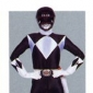 The Black Ranger played by Walter Jones