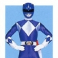 The Blue Ranger played by David Yost