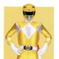 The Yellow Ranger played by Thuy Trang